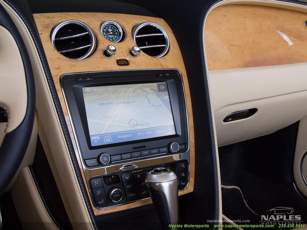 2013 Bentley Continental GT GTC - Photo 18 - Naples, FL 34104