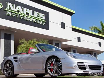 2011 Porsche 911 Turbo Cabriolet Convertible