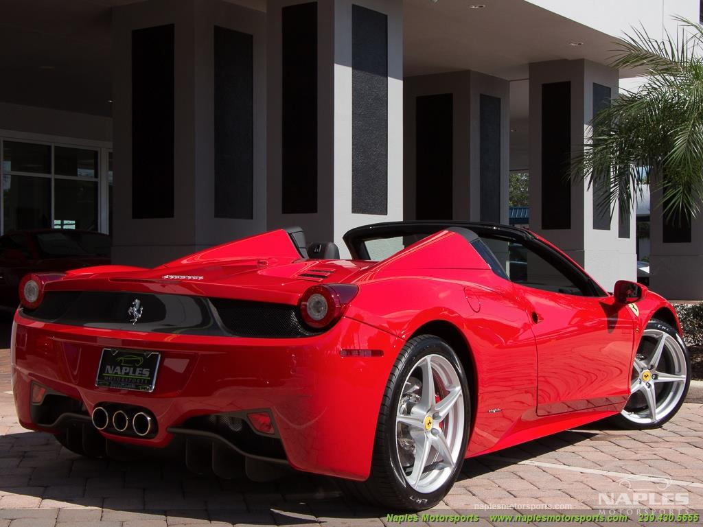 2014 Ferrari 458 Spider - Photo 53 - Naples, FL 34104