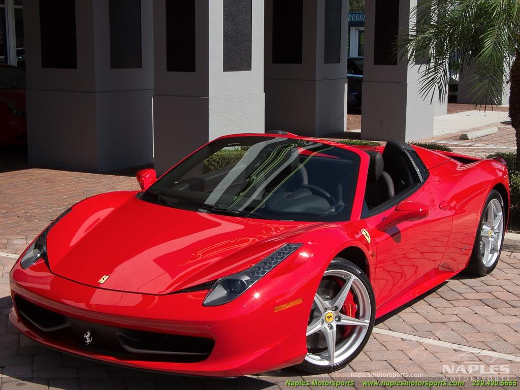 2014 Ferrari 458 Spider - Photo 49 - Naples, FL 34104