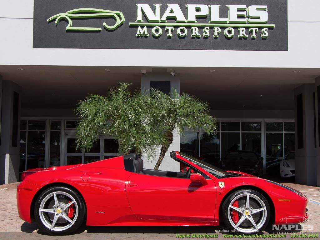 2014 Ferrari 458 Spider - Photo 31 - Naples, FL 34104