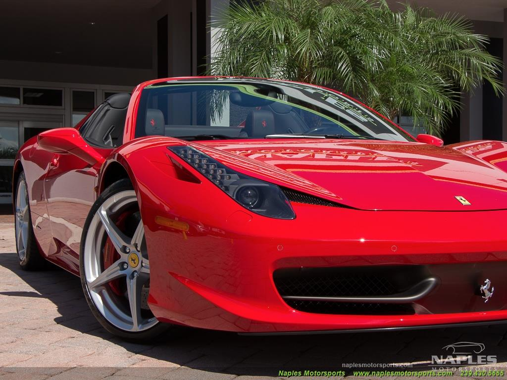2014 Ferrari 458 Spider - Photo 39 - Naples, FL 34104
