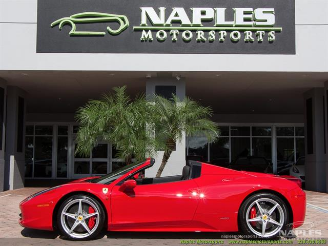 2014 Ferrari 458 Spider - Photo 4 - Naples, FL 34104