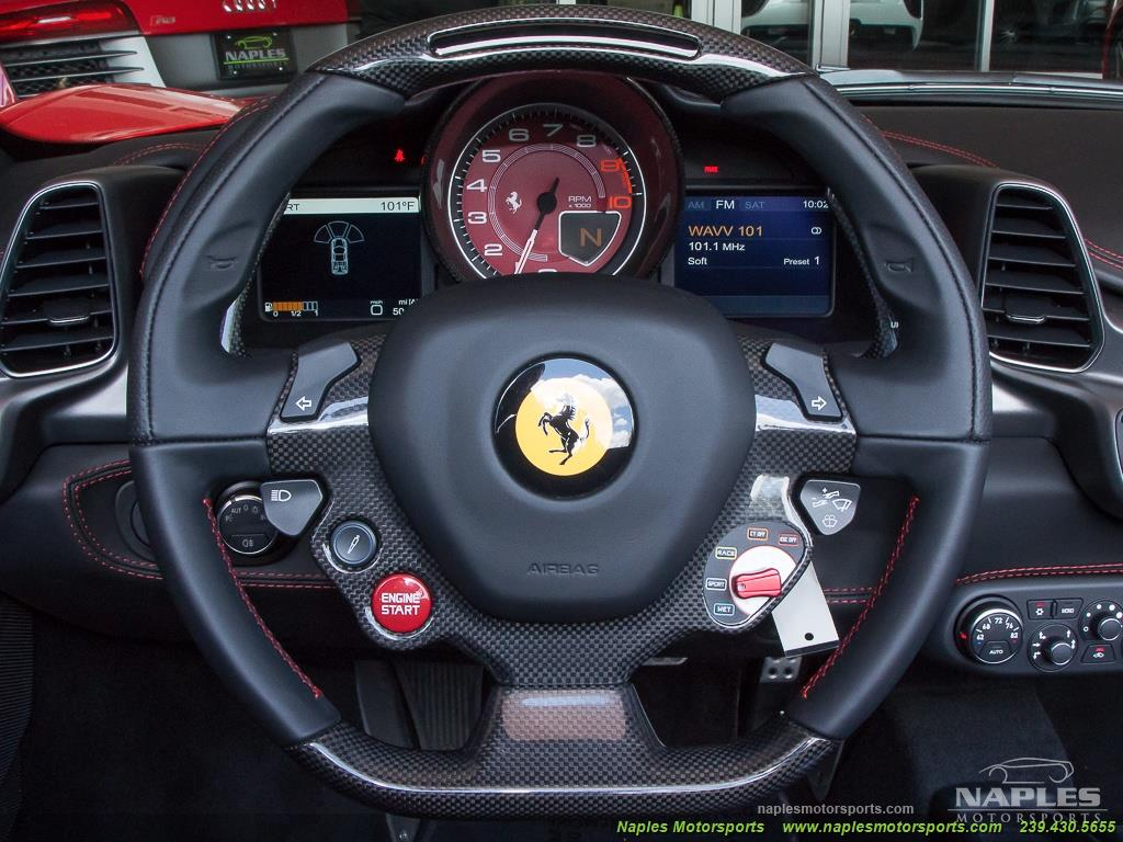 2014 Ferrari 458 Spider - Photo 21 - Naples, FL 34104