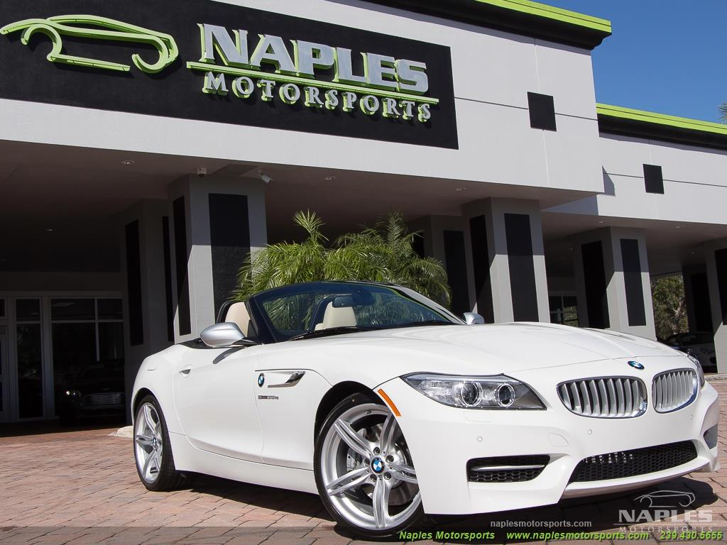2016 BMW Z4 sDrive35is - Photo 38 - Naples, FL 34104