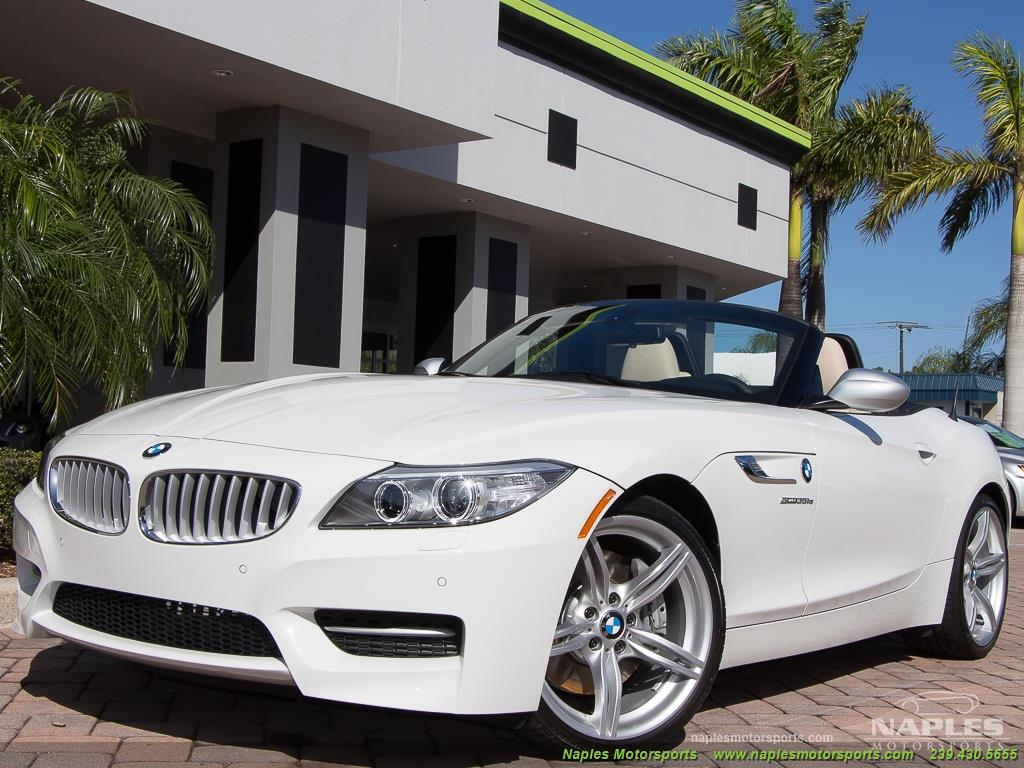2016 BMW Z4 sDrive35is - Photo 17 - Naples, FL 34104
