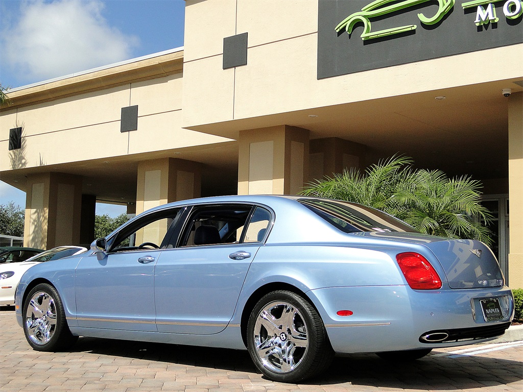 2006 Bentley Continental Flying Spur - Photo 24 - Naples, FL 34104