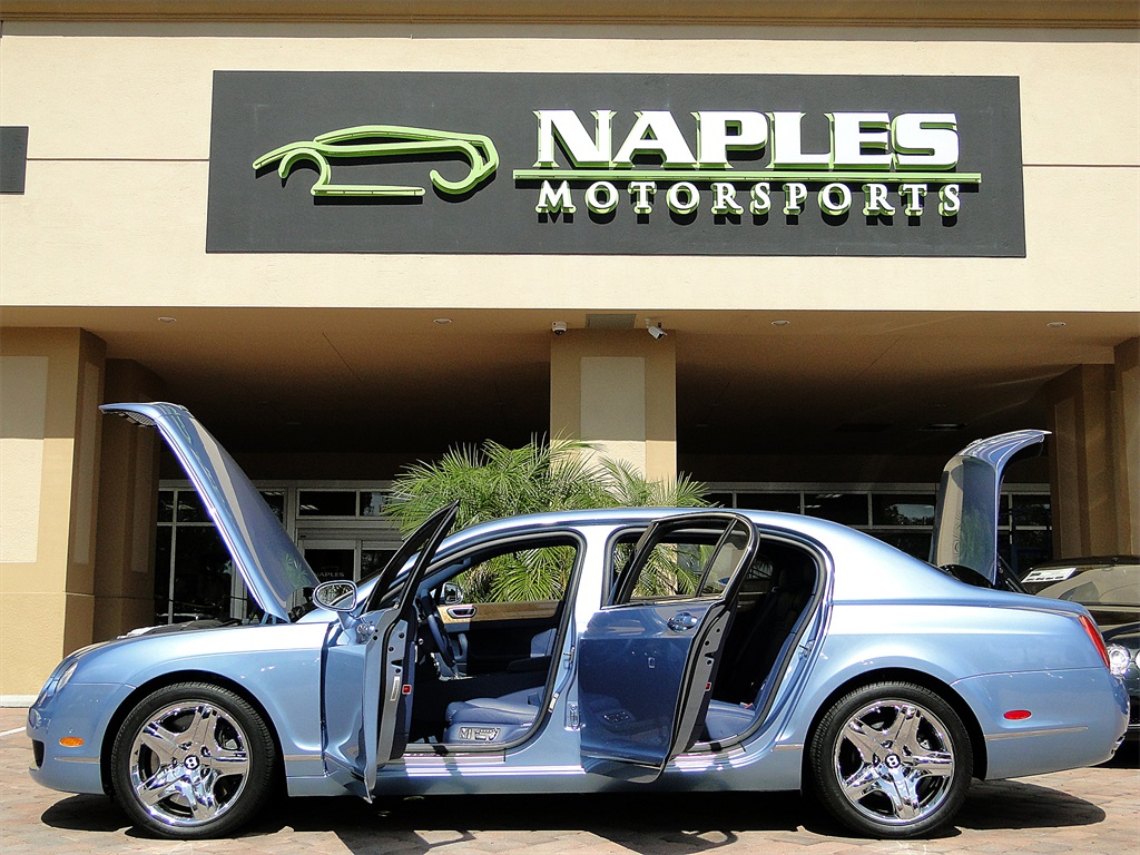 2006 Bentley Continental Flying Spur - Photo 29 - Naples, FL 34104