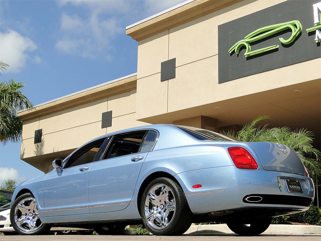 2006 Bentley Continental Flying Spur - Photo 34 - Naples, FL 34104