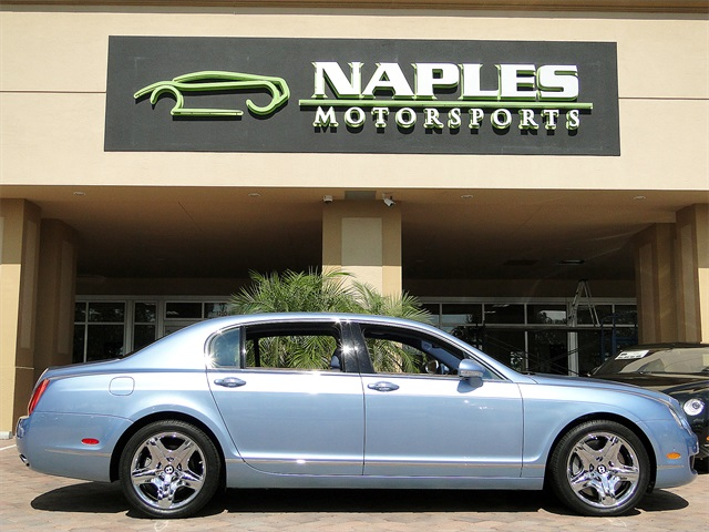 2006 Bentley Continental Flying Spur - Photo 4 - Naples, FL 34104