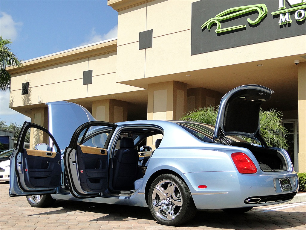 2006 Bentley Continental Flying Spur - Photo 31 - Naples, FL 34104