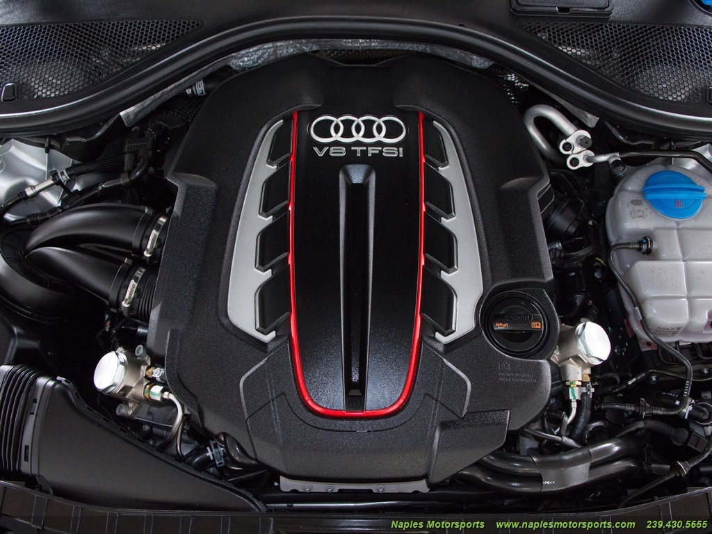 2013 Audi S6 4.0T Prestige - Photo 41 - Naples, FL 34104