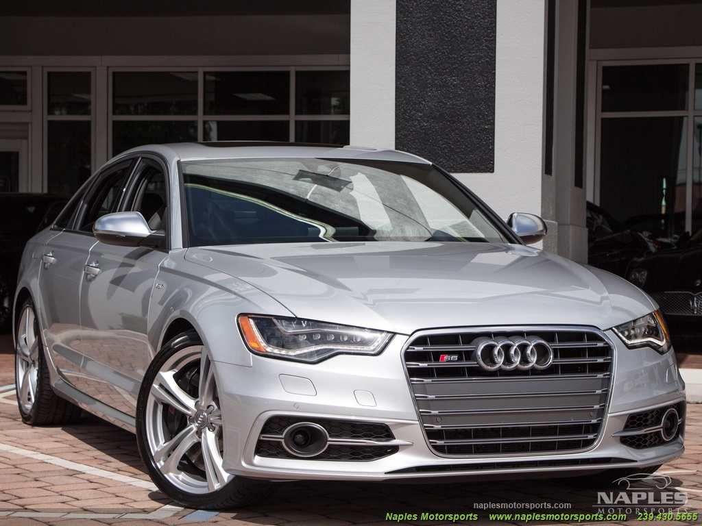 2013 Audi S6 4.0T Prestige - Photo 51 - Naples, FL 34104