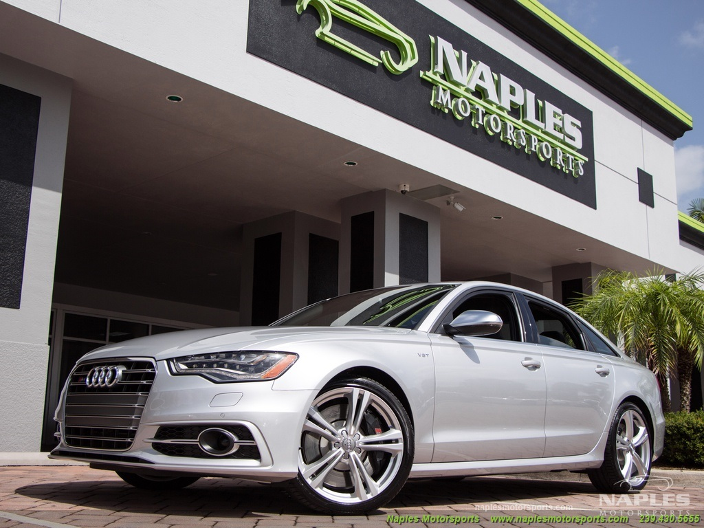 2013 Audi S6 4.0T Prestige - Photo 44 - Naples, FL 34104