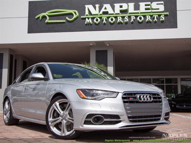 2013 Audi S6 4.0T Prestige - Photo 3 - Naples, FL 34104