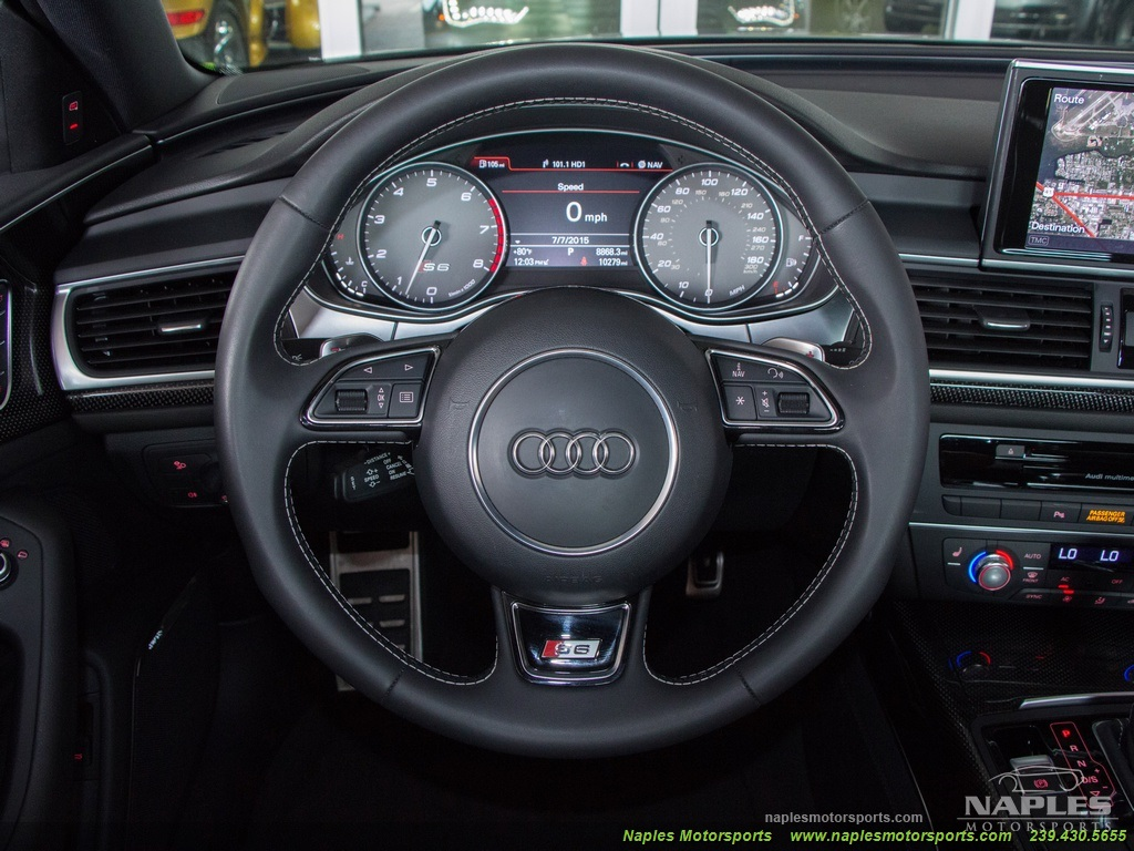 2013 Audi S6 4.0T Prestige - Photo 17 - Naples, FL 34104
