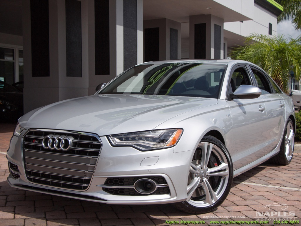 2013 Audi S6 4.0T Prestige - Photo 43 - Naples, FL 34104