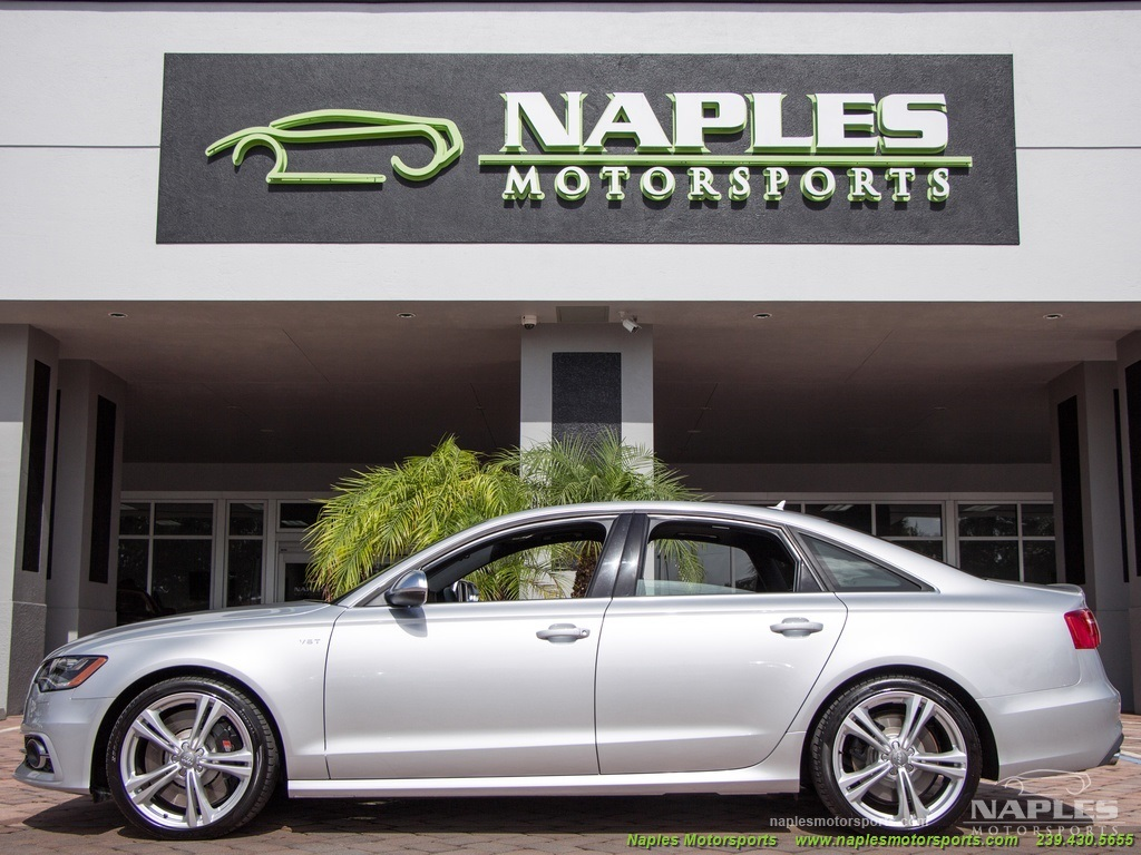 2013 Audi S6 4.0T Prestige - Photo 5 - Naples, FL 34104