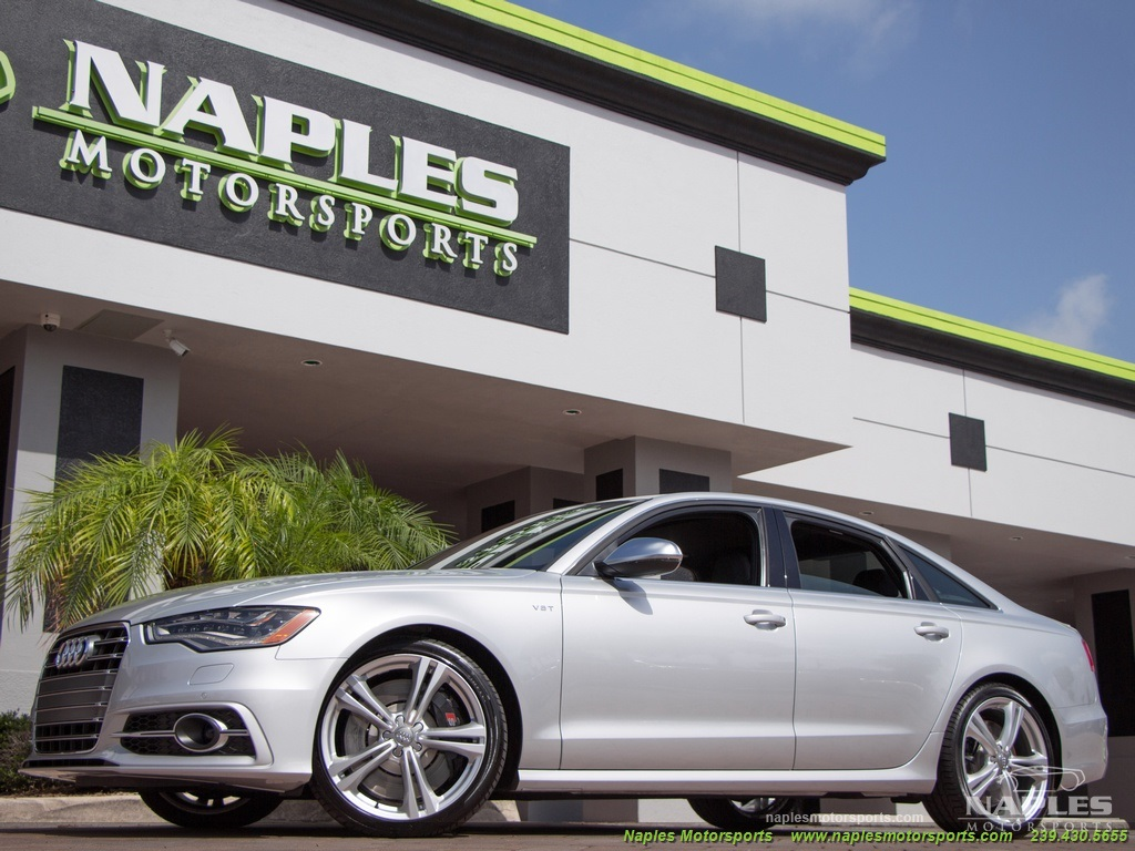 2013 Audi S6 4.0T Prestige - Photo 6 - Naples, FL 34104