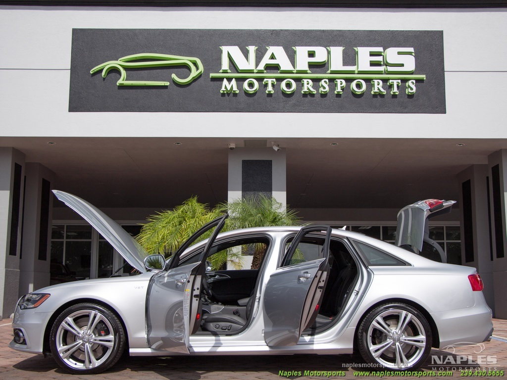 2013 Audi S6 4.0T Prestige - Photo 58 - Naples, FL 34104