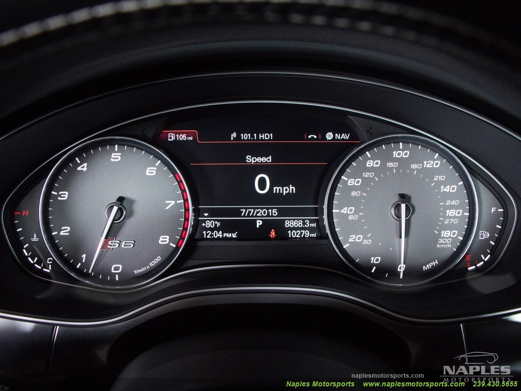 2013 Audi S6 4.0T Prestige - Photo 21 - Naples, FL 34104