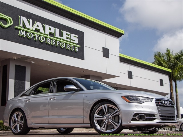 2013 Audi S6 4.0T Prestige - Photo 1 - Naples, FL 34104