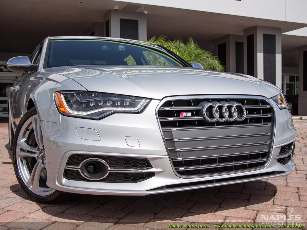 2013 Audi S6 4.0T Prestige - Photo 31 - Naples, FL 34104