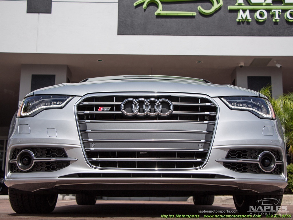 2013 Audi S6 4.0T Prestige - Photo 24 - Naples, FL 34104