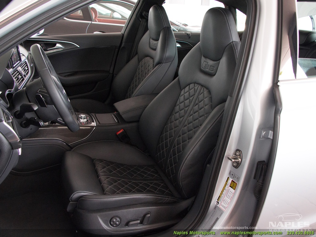 2013 Audi S6 4.0T Prestige - Photo 7 - Naples, FL 34104
