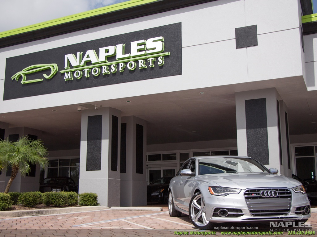 2013 Audi S6 4.0T Prestige - Photo 50 - Naples, FL 34104