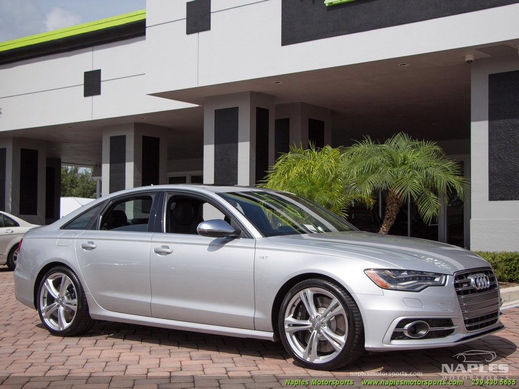 2013 Audi S6 4.0T Prestige - Photo 16 - Naples, FL 34104