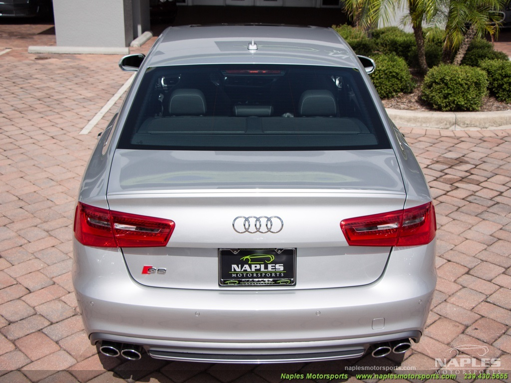 2013 Audi S6 4.0T Prestige - Photo 32 - Naples, FL 34104