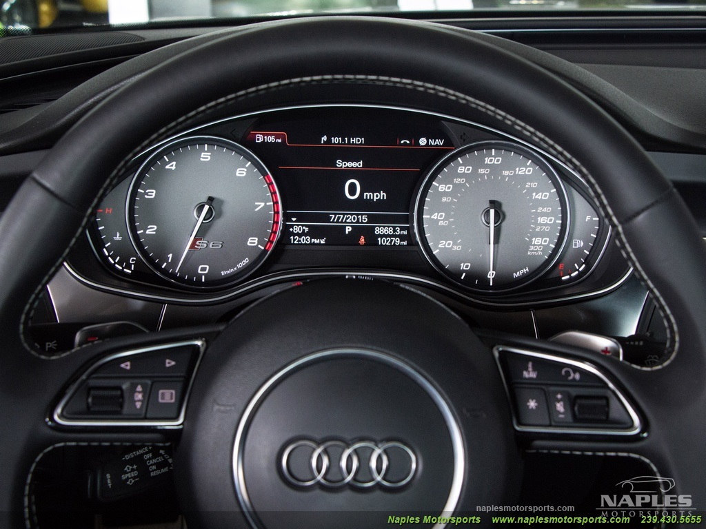 2013 Audi S6 4.0T Prestige - Photo 18 - Naples, FL 34104