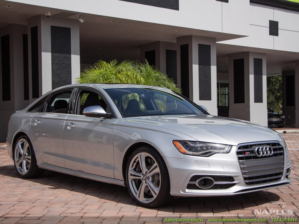 2013 Audi S6 4.0T Prestige - Photo 27 - Naples, FL 34104