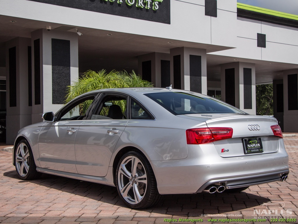 2013 Audi S6 4.0T Prestige - Photo 36 - Naples, FL 34104