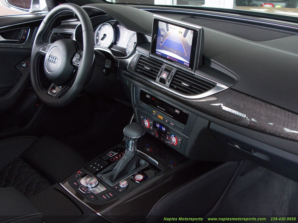 2013 Audi S6 4.0T Prestige - Photo 38 - Naples, FL 34104