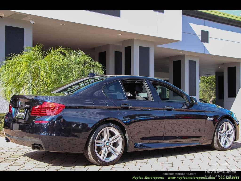2014 BMW 550i - Photo 41 - Naples, FL 34104