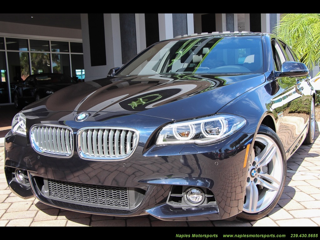 2014 BMW 550i - Photo 9 - Naples, FL 34104