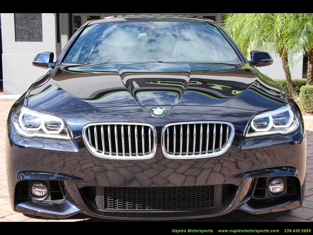 2014 BMW 550i - Photo 29 - Naples, FL 34104