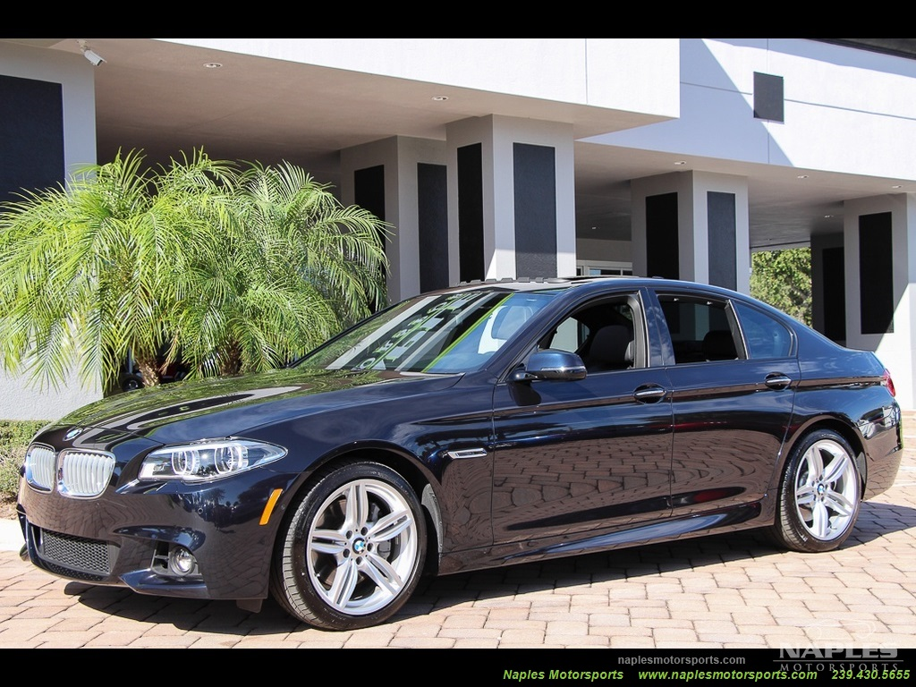 2014 BMW 550i - Photo 15 - Naples, FL 34104