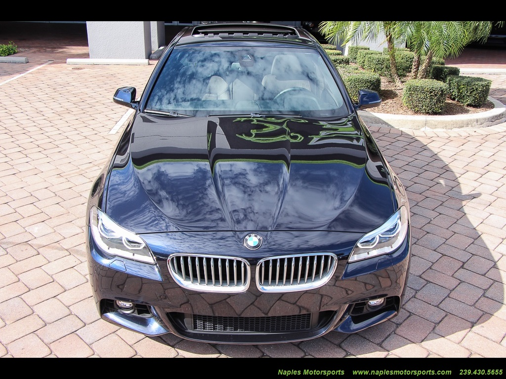 2014 BMW 550i - Photo 22 - Naples, FL 34104