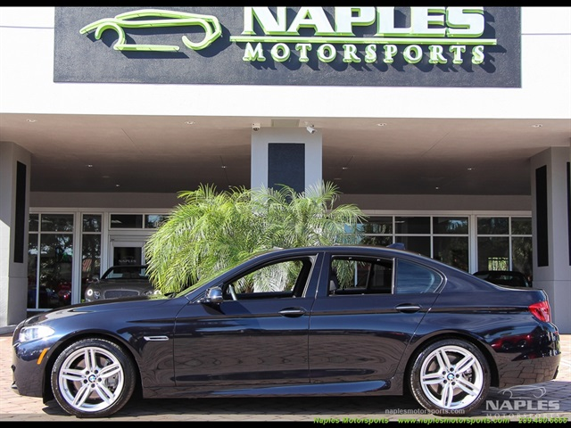 2014 BMW 550i - Photo 4 - Naples, FL 34104