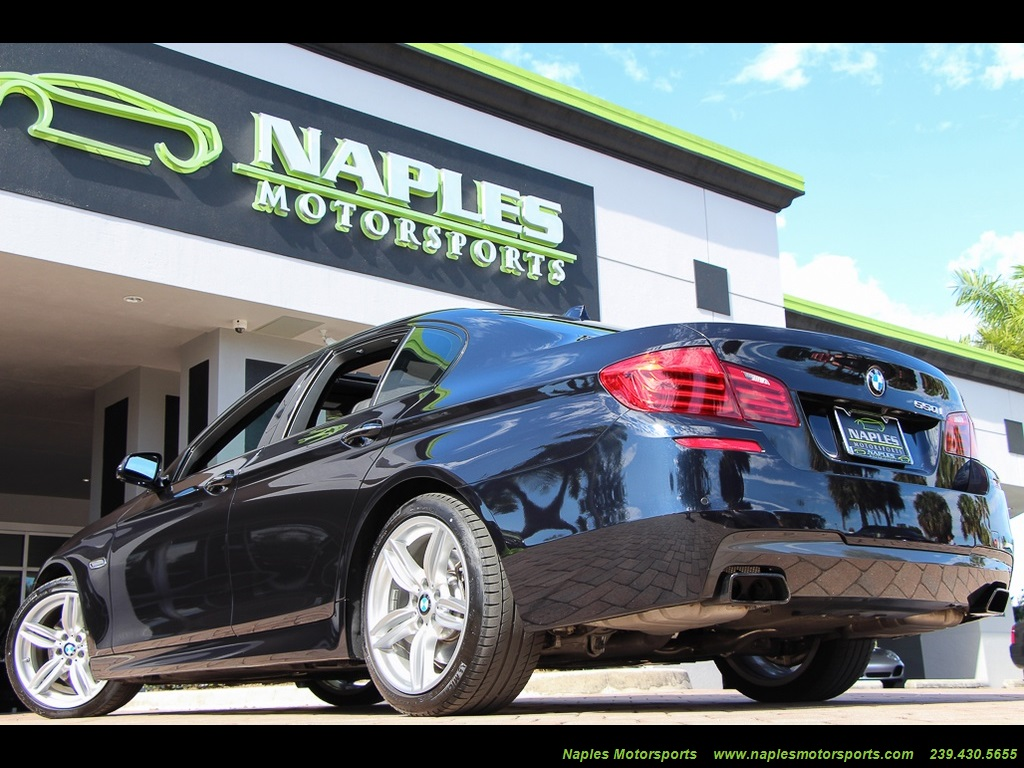 2014 BMW 550i - Photo 13 - Naples, FL 34104
