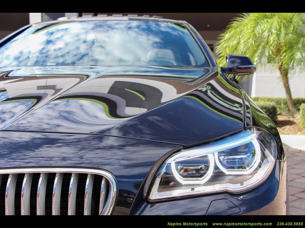 2014 BMW 550i - Photo 51 - Naples, FL 34104