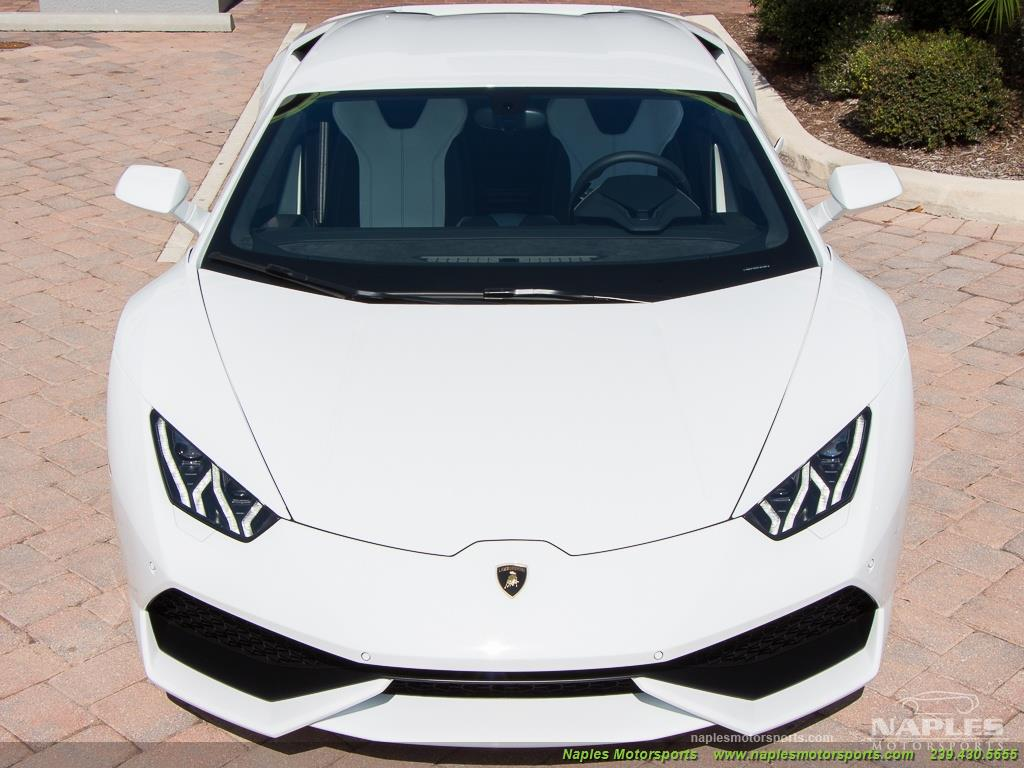 2015 Lamborghini Huracan LP 610-4 - Photo 20 - Naples, FL 34104