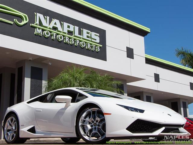 2015 Lamborghini Huracan LP 610-4 - Photo 1 - Naples, FL 34104