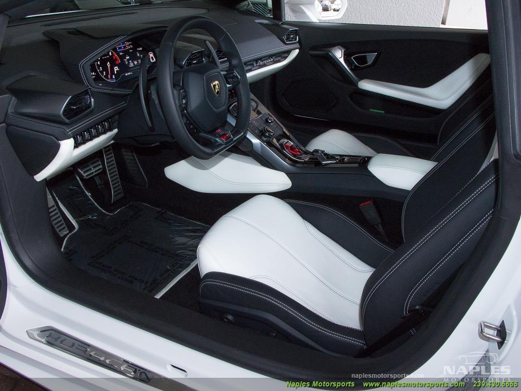 2015 Lamborghini Huracan LP 610-4 - Photo 40 - Naples, FL 34104