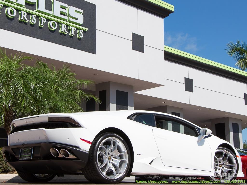2015 Lamborghini Huracan LP 610-4 - Photo 15 - Naples, FL 34104