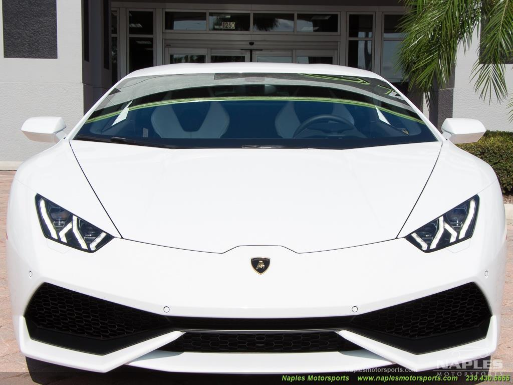 2015 Lamborghini Huracan LP 610-4 - Photo 21 - Naples, FL 34104