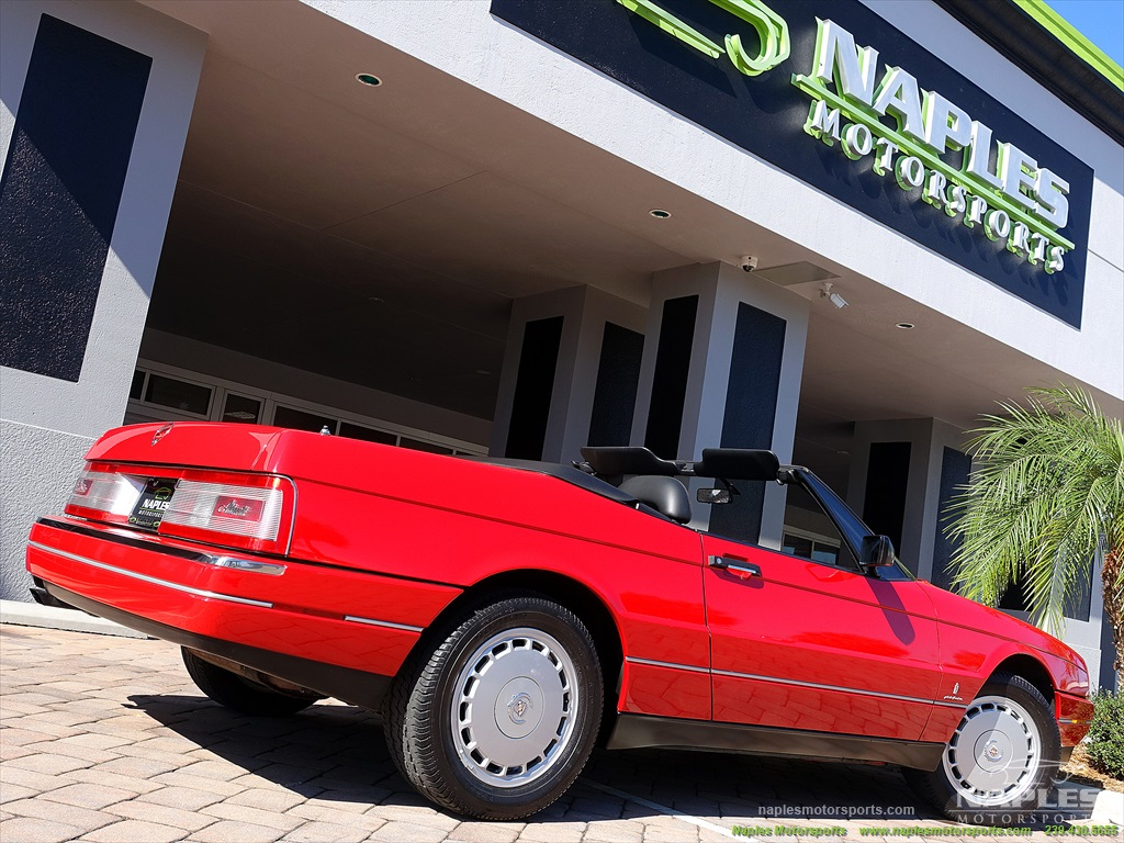 1991 Cadillac Allante - Photo 55 - Naples, FL 34104